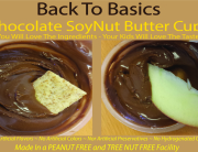 Chocolate Soy Nut Butter